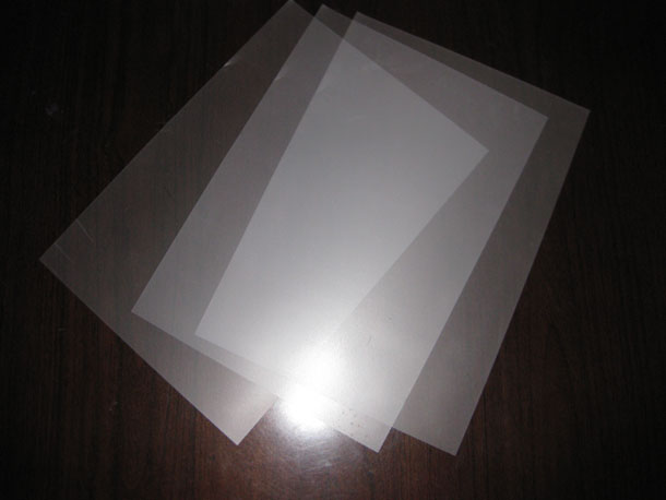 Coated Overlay Films(Normal Ink)_Changzhou Cardtum Plastic